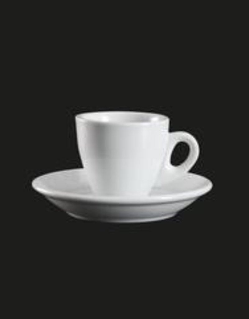 UNIVERSAL ENTERPRISES, INC. Espresso cup 3 oz. white 48/cs