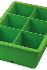 TOVOLO XL Silicone King Cube Tray Lime