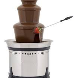 "Sephra 18"" Classic Chocolate Fountain Home Model CF 18L"