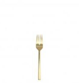 "FORTESSA Arezzo Gold Salad Fork 7"""