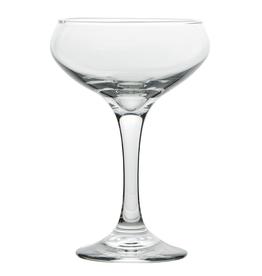 SOUTHWEST GLASSWARE Libbey 8.5 oz Coup Champagne Old Fashion 12/cs