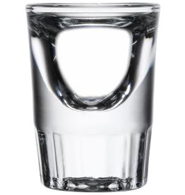 SOUTHWEST GLASSWARE Libbey 1.25 oz Fluted Whiskey Shot Glass