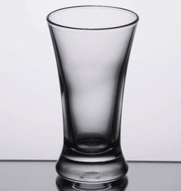 LIBBEY Libbey 2.5 Oz. Flare Shooter shot glass 24/cs