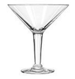 LIBBEY Libbey 10.25in. Martini Grande giant clear glass  44 oz.