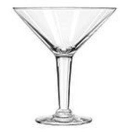 LIBBEY Libbey 10.25in. Martini Grande giant clear glass  44 oz. 6/cs