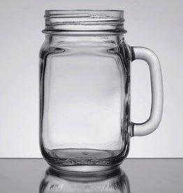 LIBBEY Libbey Drinking Jar 16oz  12/cs