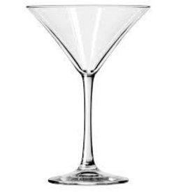 LIBBEY Libbey Vina Martini 8oz Clear