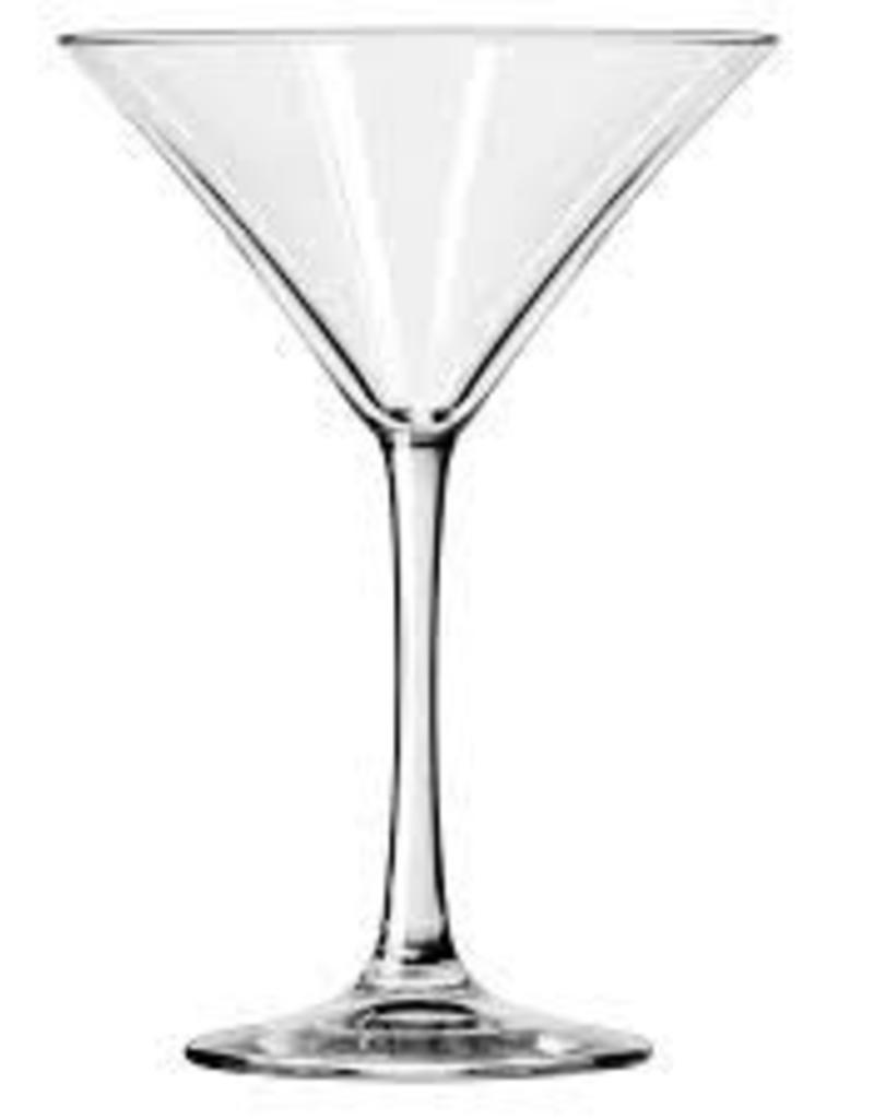 LIBBEY Libbey Vina Martini 8oz Clear 12/cs