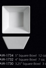 "UNIVERSAL ENTERPRISES, INC. 3.25"" Square Bowl 3 Oz"