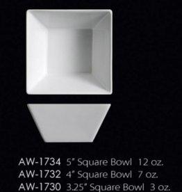 """UNIVERSAL ENTERPRISES, INC. 4"""" Square Bowl 7 Oz. 48/cs"""