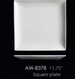 "UNIVERSAL ENTERPRISES, INC. 11.75"" Square Plate 12/cs"