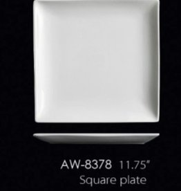 "UNIVERSAL ENTERPRISES, INC. 11.75"" Square Plate"