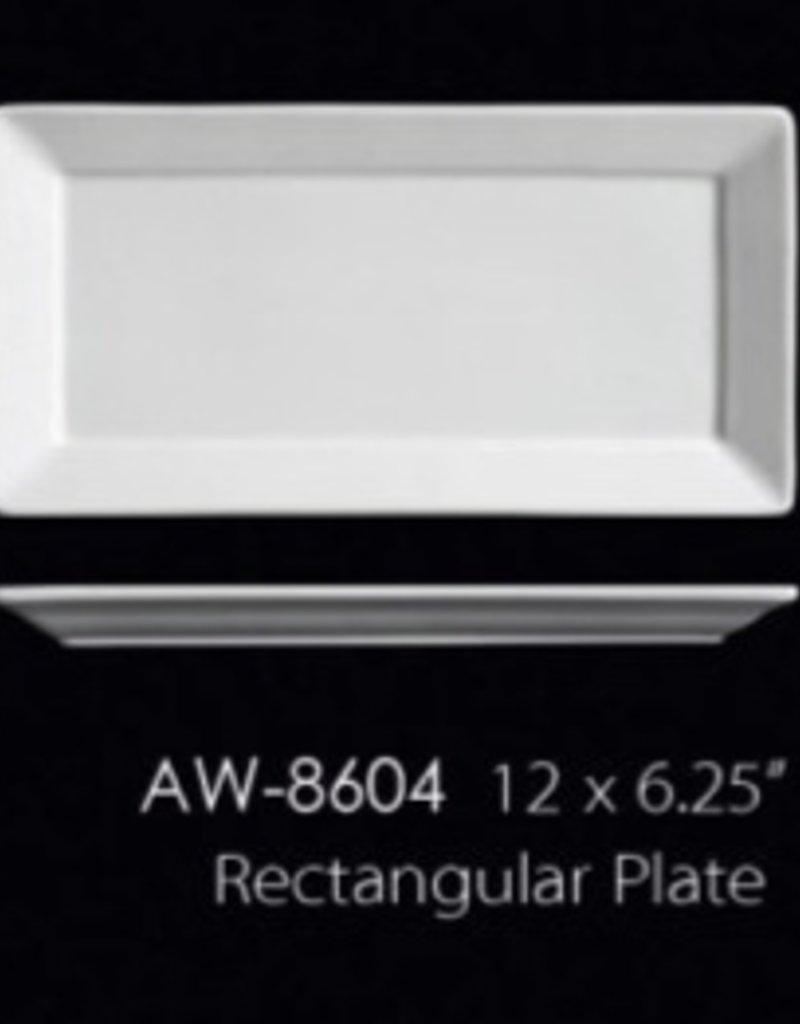 "UNIVERSAL ENTERPRISES, INC. 12 x 6.25"" Rectangular Platter"