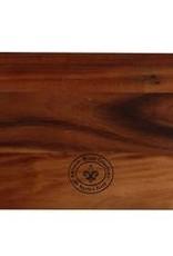 "UNIVERSAL ENTERPRISES, INC. 16 x 8"" Rectangular wood Board"