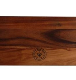 "UNIVERSAL ENTERPRISES, INC. Palate and Plate 16 x 8"" Rectangular wood Board"