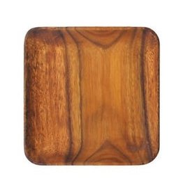 "PACIFIC MERCHANTS PM 10"" Square Serving Tray"