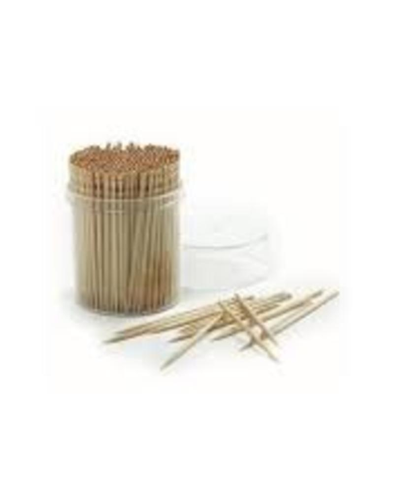 NORPRO NORPRO Ornate Wood Toothpicks 360pc