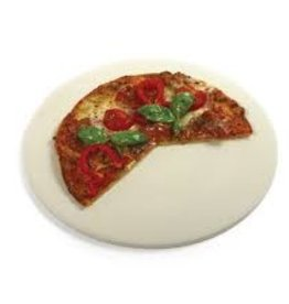 "NORPRO Norpro White Pizza Stone 13"""