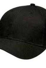 CAMEO TRADING CAMEO Black Twill Baseball Cap