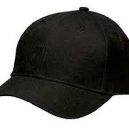 CAMEO TRADING CAMEO BLACK Baseball Pro Style Twill Cap
