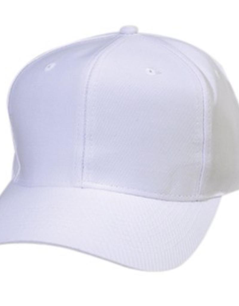 CAMEO TRADING CAMEO WHITE Baseball Pro Style Twill Cap