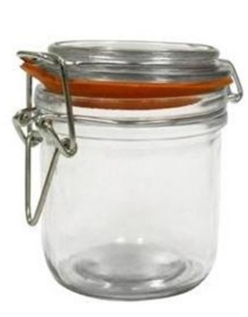 ANCHOR HOCKING Anchor 9.47 Oz Mini Heremes Jar