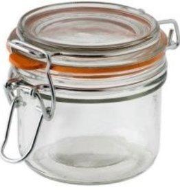 ANCHOR HOCKING Anchor 7.43 Oz Mini Heremes Jar