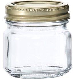 ANCHOR HOCKING Anchor  8 oz. Mason Jar 1/2 Pint glass