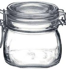 BORMIOLI ROCCO GLASS BROMIOLI ROCCO Fido Top 17.5oz Jar