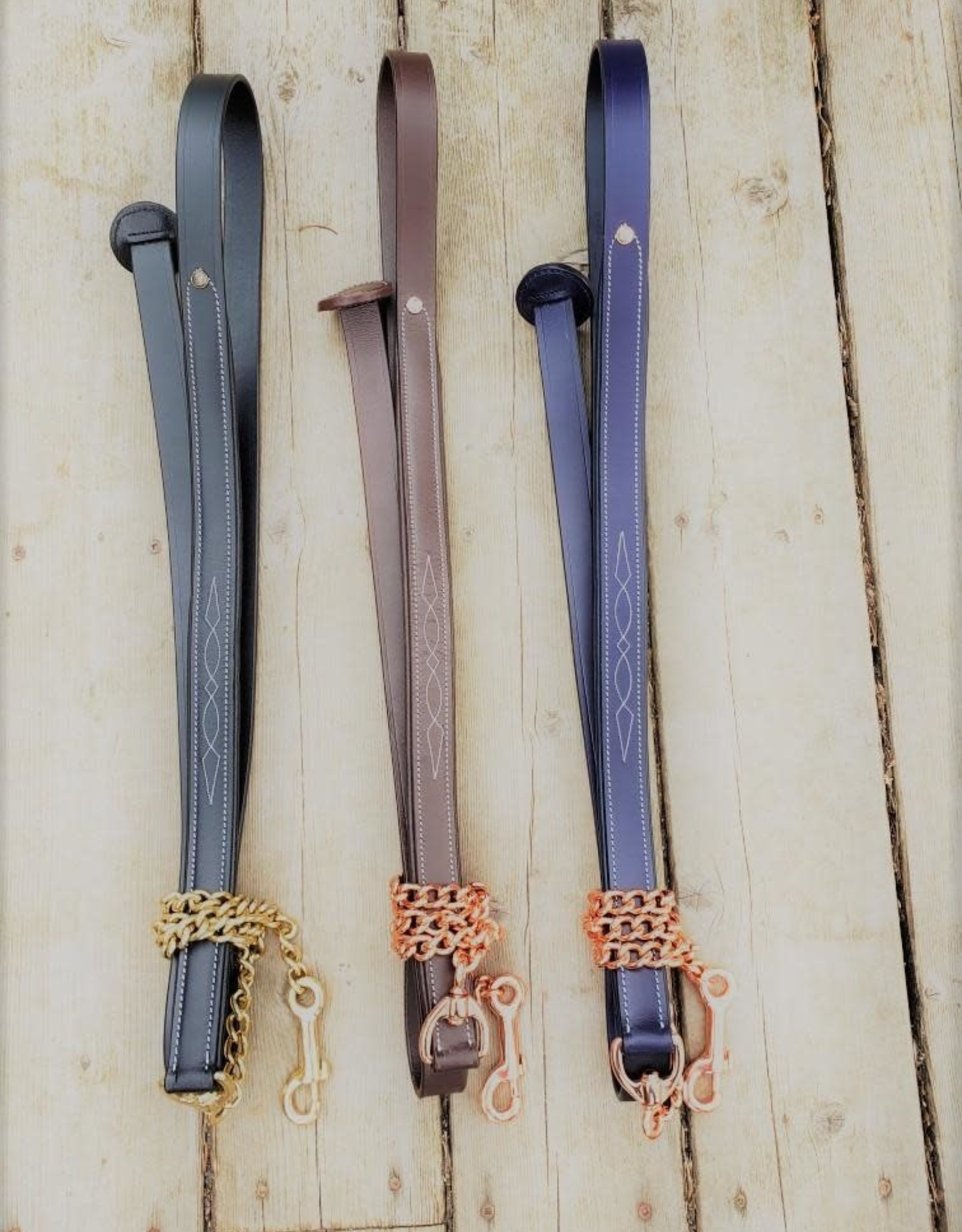 PUP & PONY CO GRAND PRIX SPECIAL COLLECTION LEAD SHANK