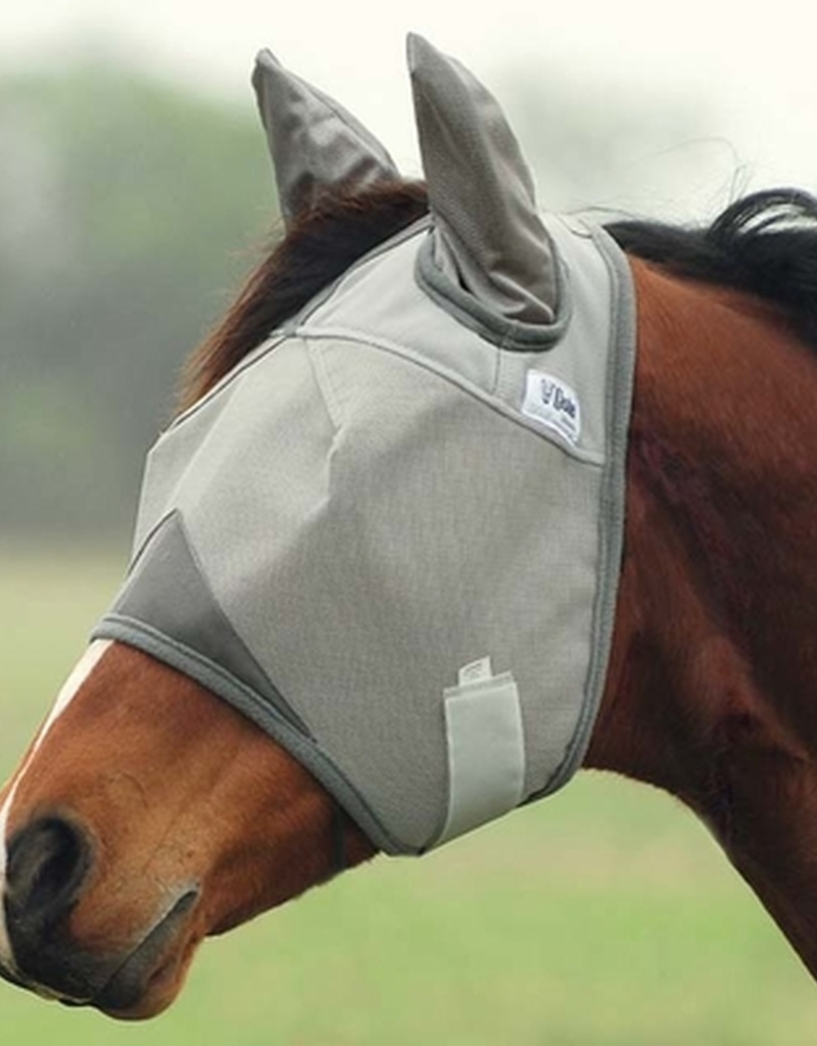 CASHEL CRUSADER FLY MASK STANDARD WITH EARS