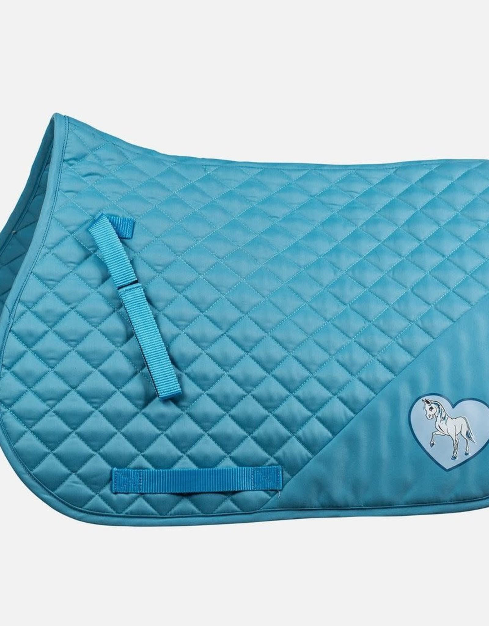 HORZE TUCKER PONY SADDLE PAD