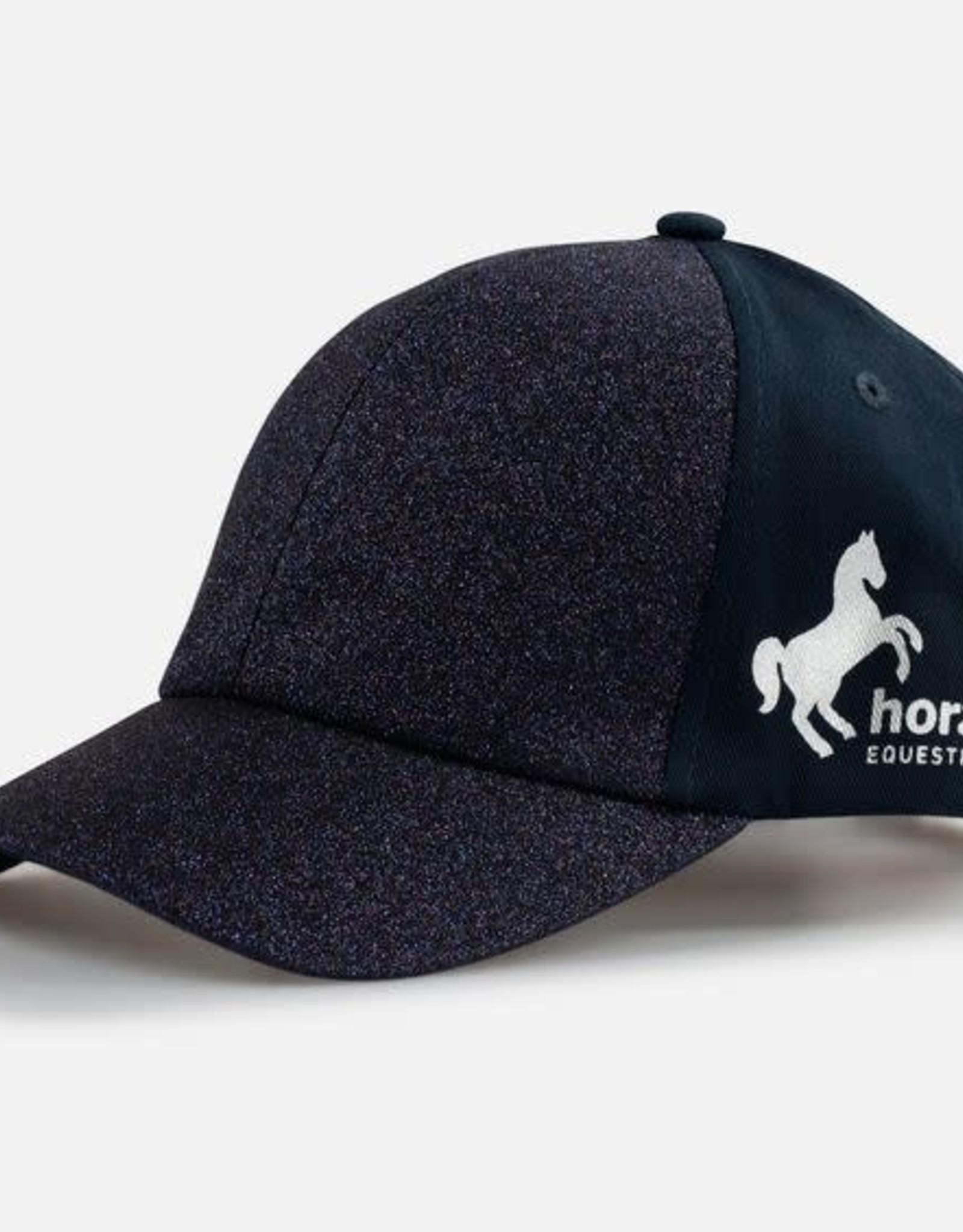 HORZE KIDS GLITTER CAP