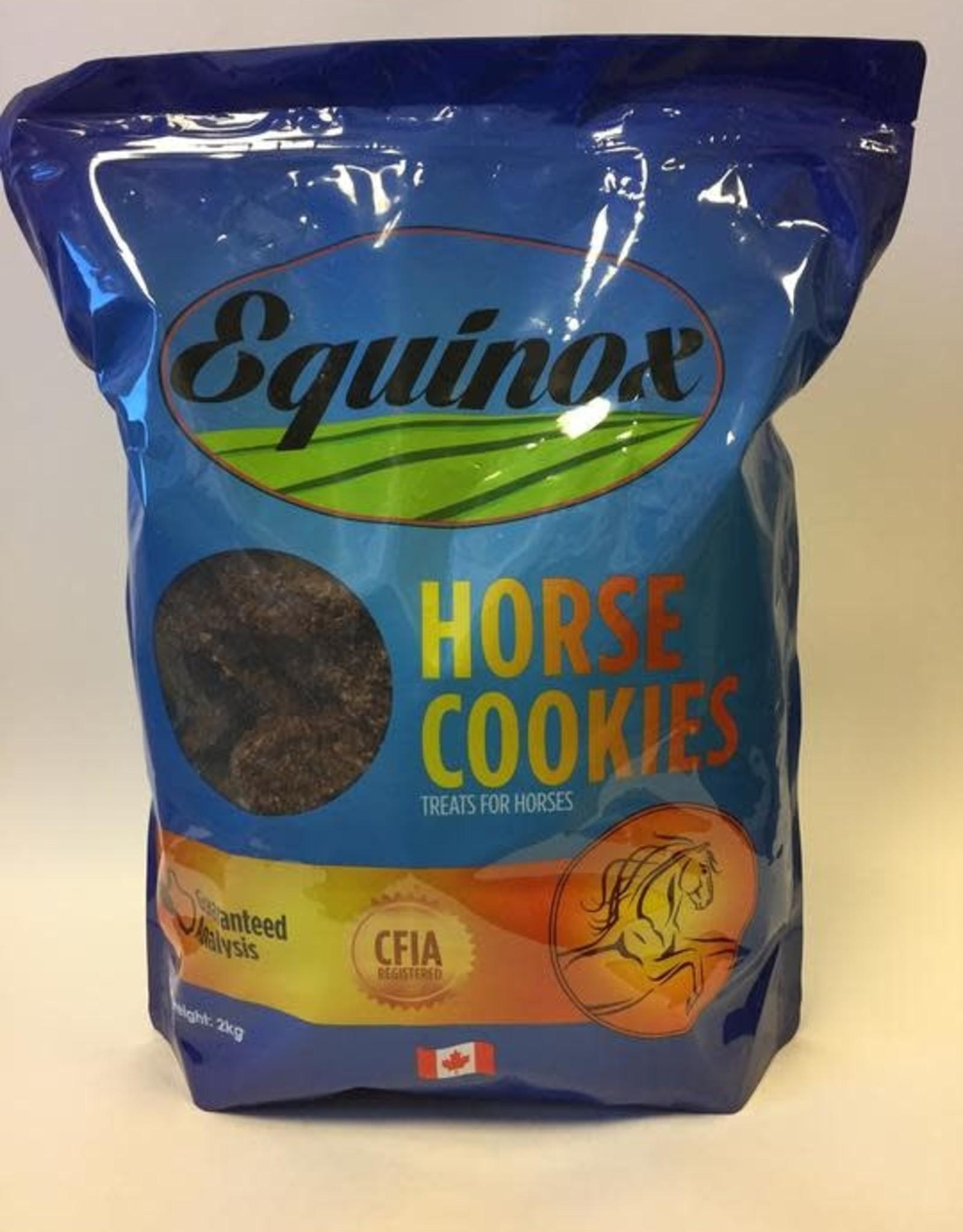 EQUINOX HORSE COOKIES 2KG