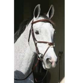 HDR PRO SNAFFLE FIGURE 8 BRIDLE