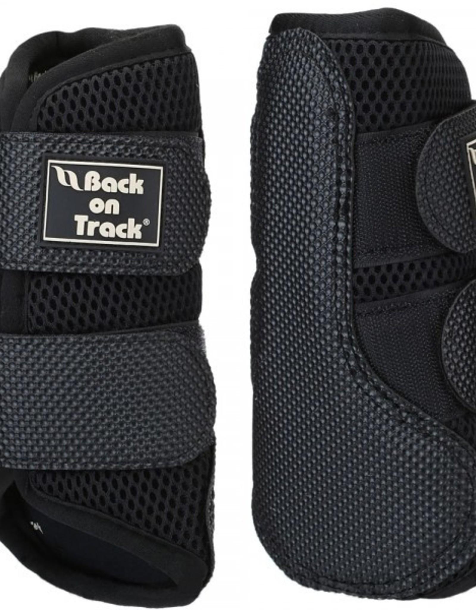BACK ON TRACK 3D MESH BRUSH BOOT