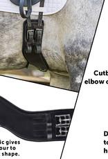 TOTAL SADDLE FIT StretchTec Shoulder Relief Girth™ – DRESSAGE