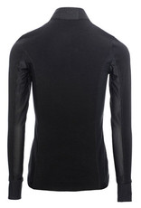 ALESSANDRO ALBANESE CLEAN COOL HALF ZIP LONG SLEEVE TOP