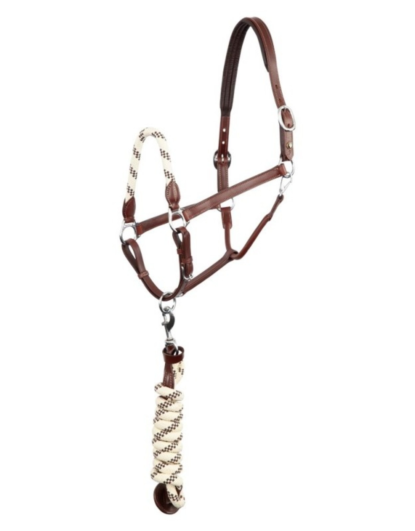 BR DUNDEE ROPE HALTER
