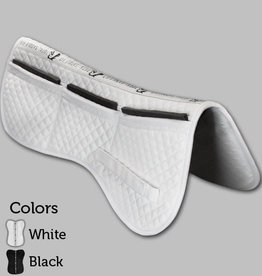 TOTAL SADDLE FIT Six Point Saddle Pad – Cotton Half Pad