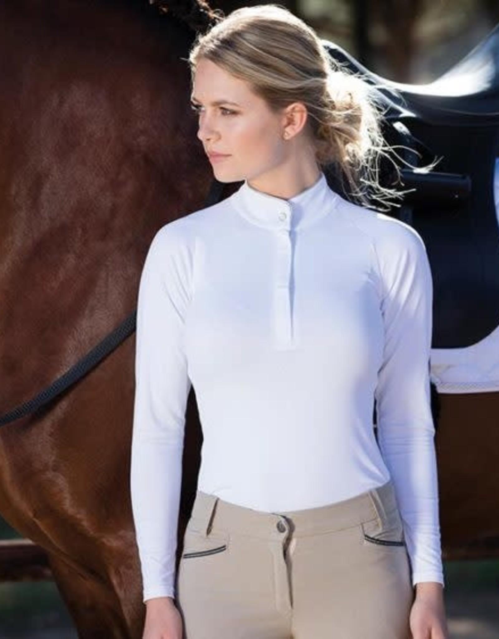HORSEWARE IRELAND SARA COMPETITION SHIRT L/S