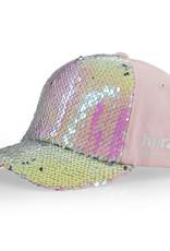 HORZE SEQUIN CAP
