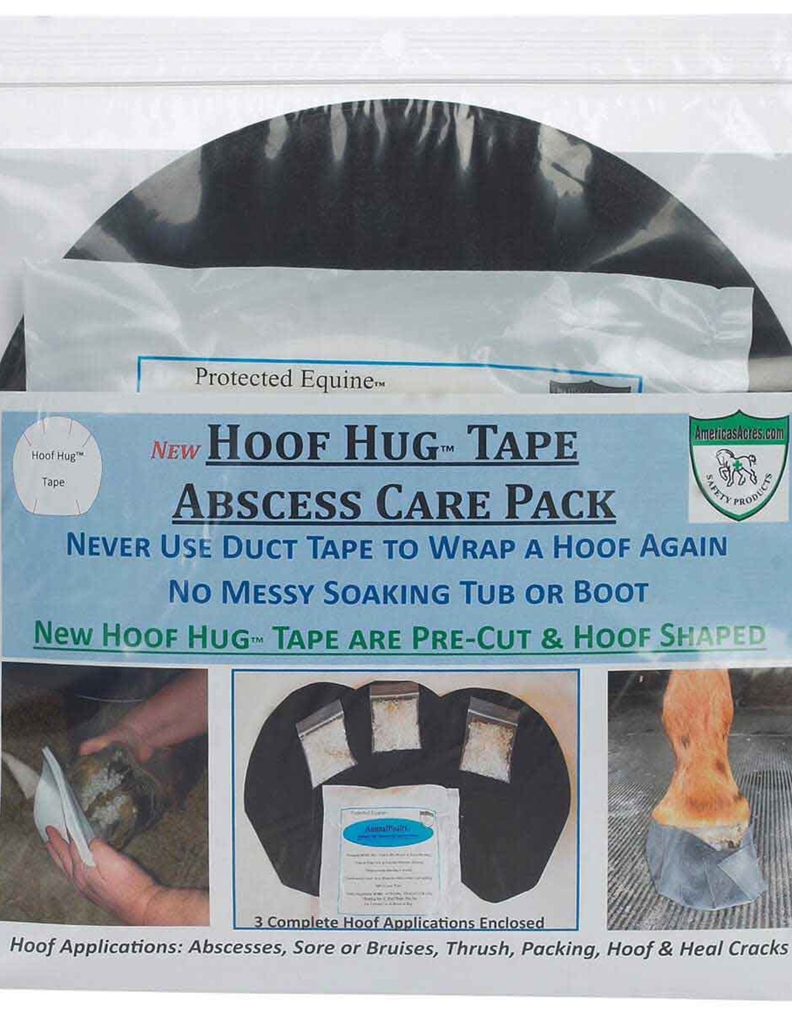 AMERICA'S ACRES HOOF ABSCESS CARE PACK