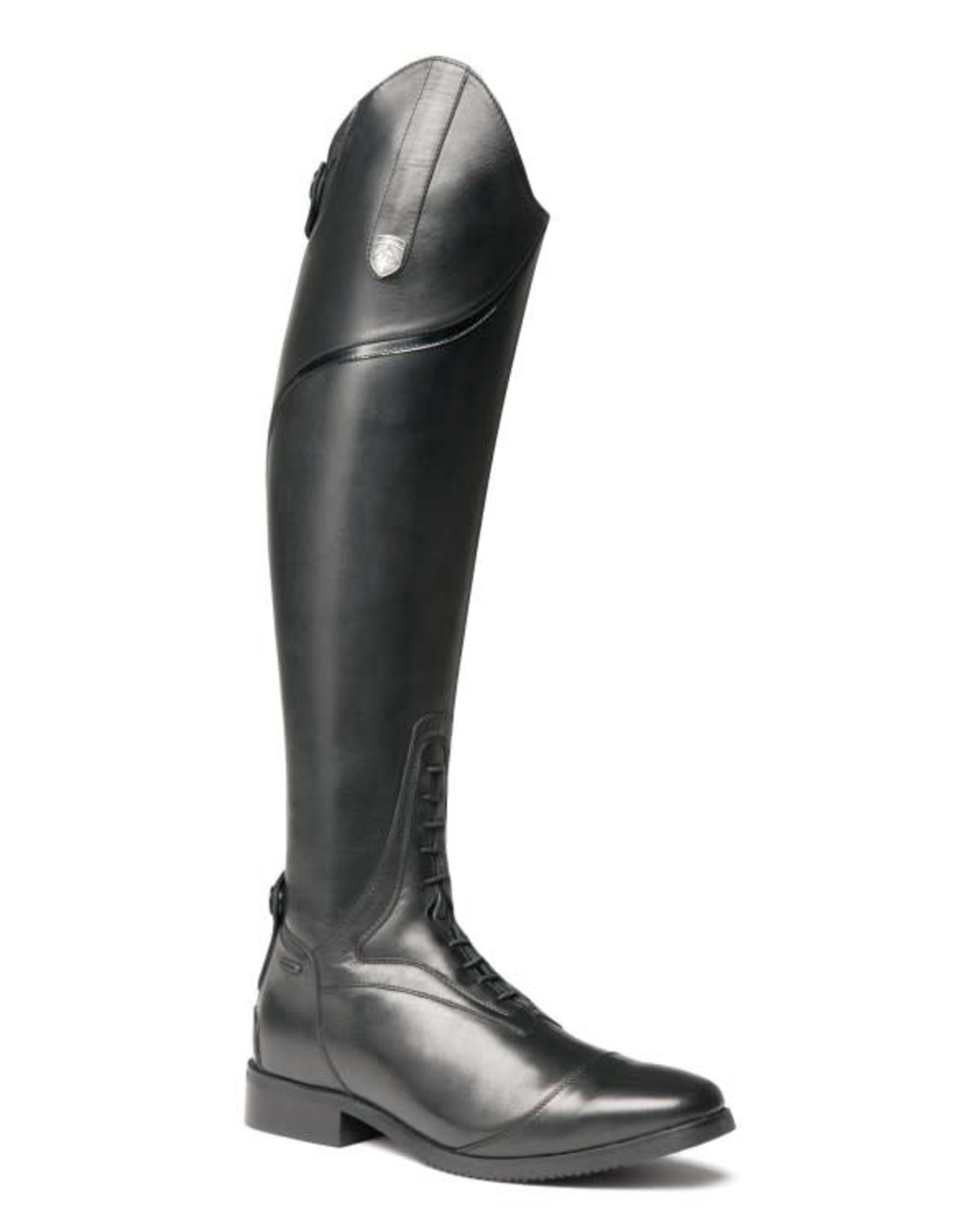 MOUNTAIN HORSE SOVEREIGN FIELD BOOTS - BLACK