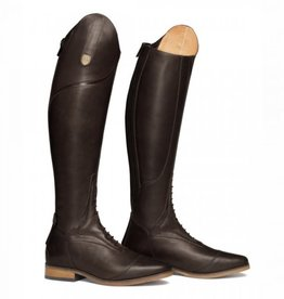 MOUNTAIN HORSE SOVEREIGN FIELD BOOTS - DARK BROWN