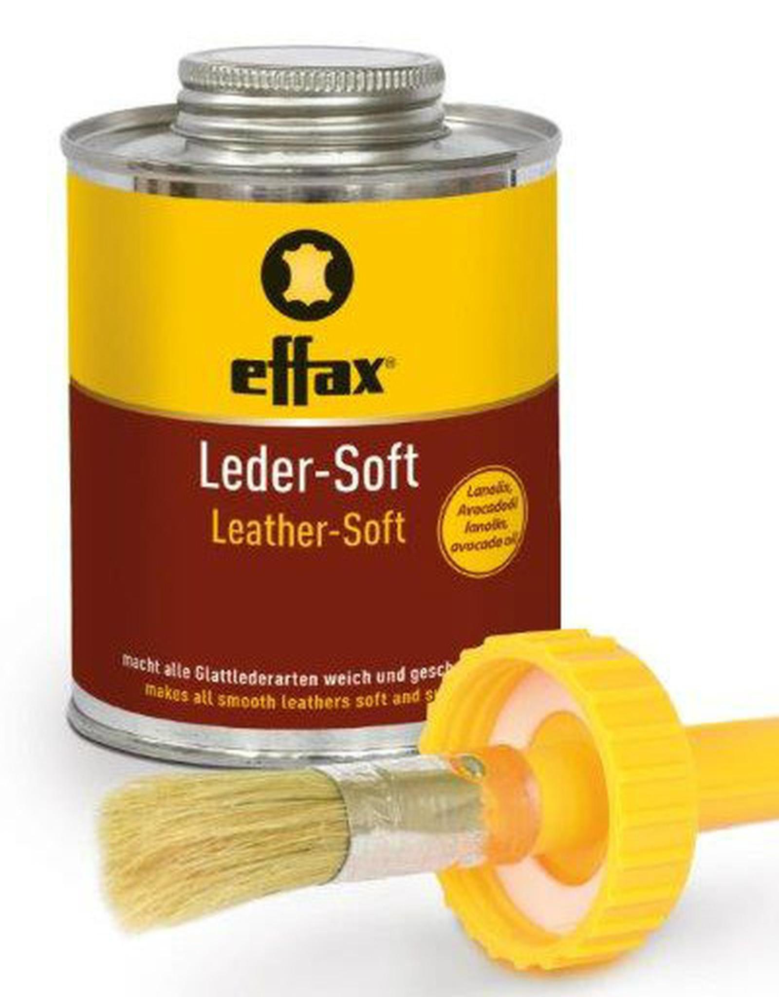 EFFAX LEATHER SOFT 475ML / BRUSH