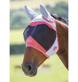SHIRES AIR MOTION FLYMASK WITH EARS