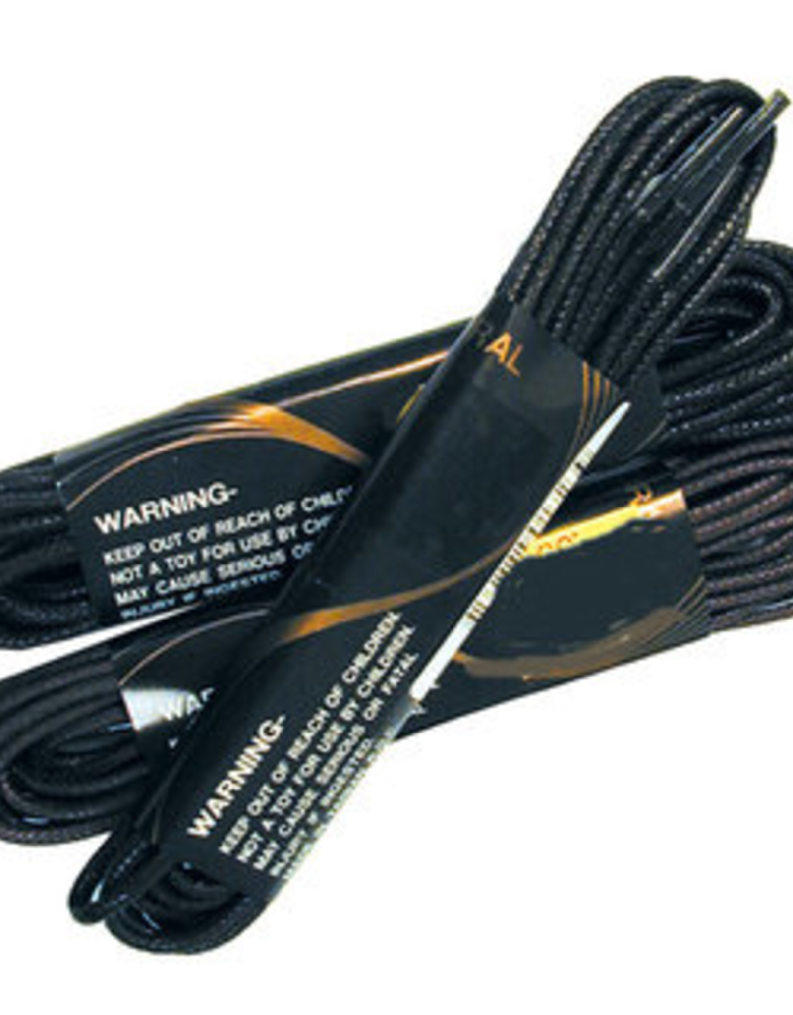 WAXED PADDOCK BOOT LACES