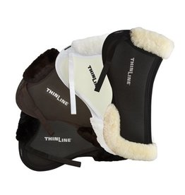 THINLINE NEW TRIFECTA COTTON HALF PAD WITH SHEEPSKIN ROLLS