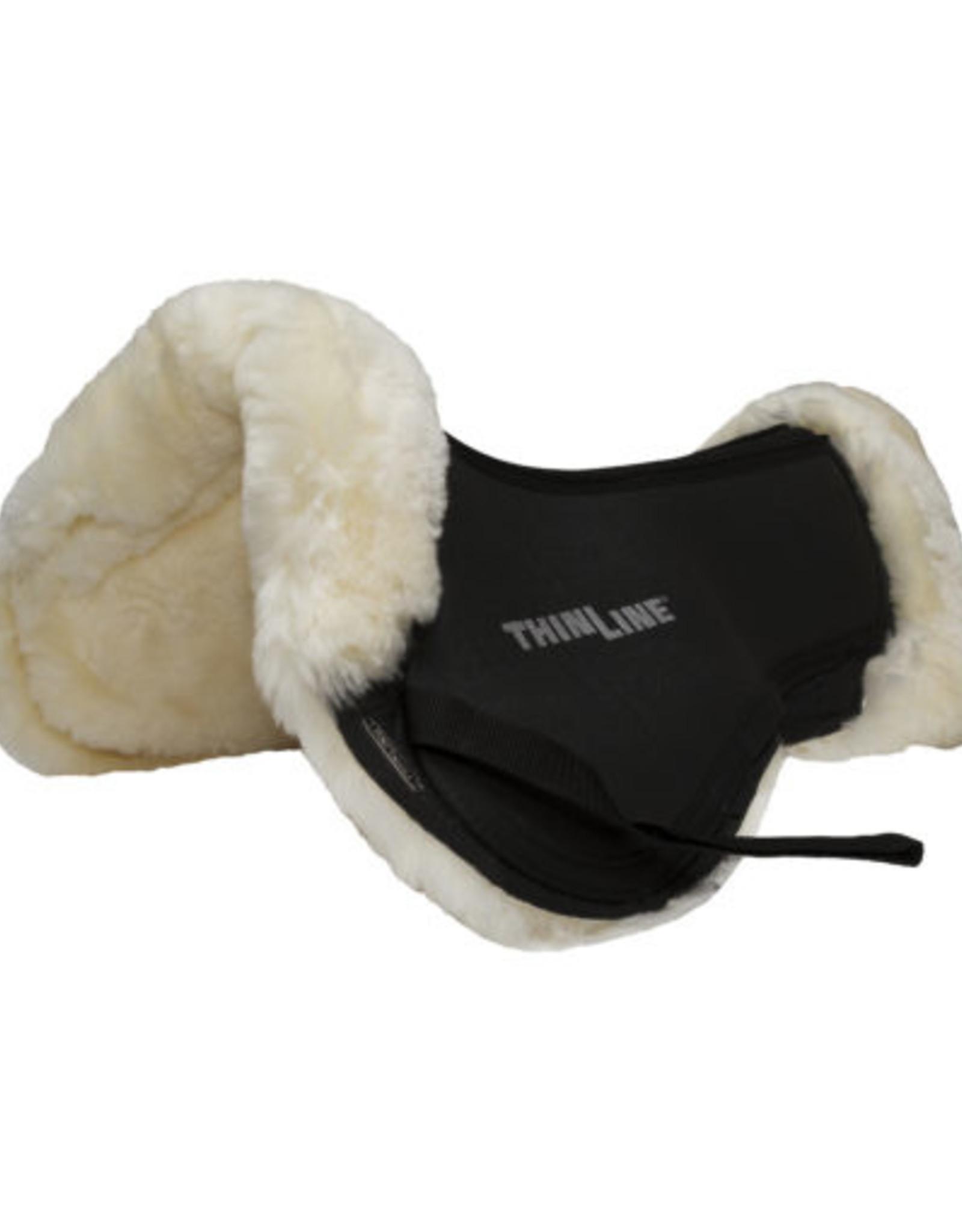 THINLINE NEW SHEEPSKIN COMFORT HALF PAD